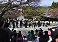 US Navy 110406-N-RO948-062 The U.S. 7th Fleet Band performs at a city park while on tour in the Republic of Korea.jpg