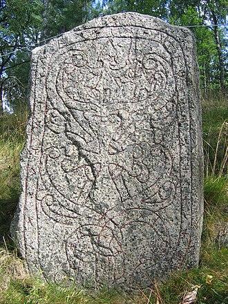 Sigurd stones - U 1175.