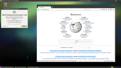Environnements de bureau linux administration