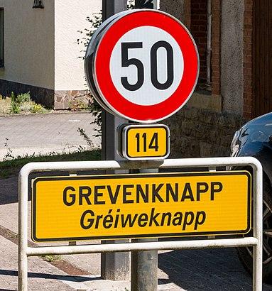 Comment aller à Grevenknapp en transport en commun - A propos de cet endroit