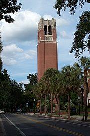 Century Tower (Torre del Siglo), Universidad de Florida.