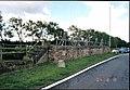 Uitwateringssluis tussen kreek van Nieuwendamme en rechtgetrokken Ijzer (ij 112) - 331785 - onroerenderfgoed.jpg