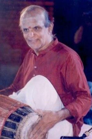 Umayalpuram K. Sivaraman - Image: Umayalpuram sivaraman 1