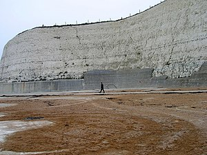 Undercliff Walk, Rottingdean - geograph.org.uk - 298484