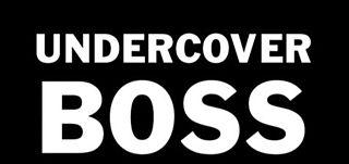 <i>Undercover Boss</i> television program