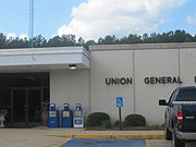 Union General Hospital in Farmerville IMG 3864