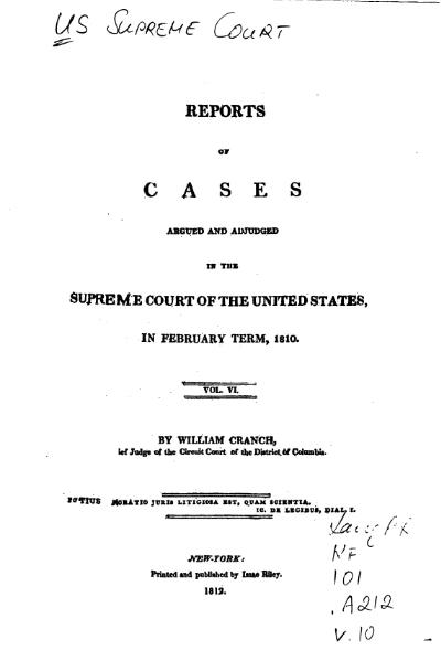 File:United States Reports, Volume 10.djvu