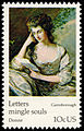 Universal Postal Union Thomas Gainsborough 10c 1974 issue U.S. stamp.jpg