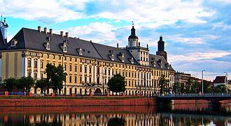 Lower Silesia - University of Wrocław