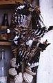 Unsavoury hoopoes on juju stall. Kenitra. 1972 (37724640072).jpg