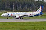 Ural Airlines, VQ-BRE, Airbus A320-214 (29664242755).jpg