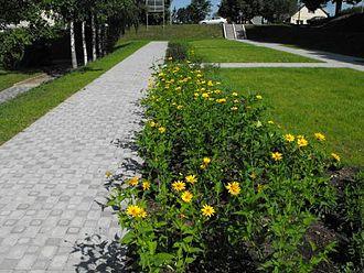 Utena - City Garden