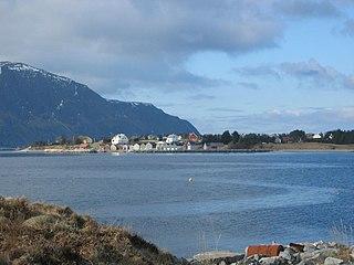 Giske Municipality in Møre og Romsdal, Norway