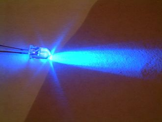 Boron group - Gallium is one of the chief components of blue LEDs
