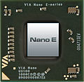 VIA Nano E-Series Chip Image - Top (4542811480).jpg