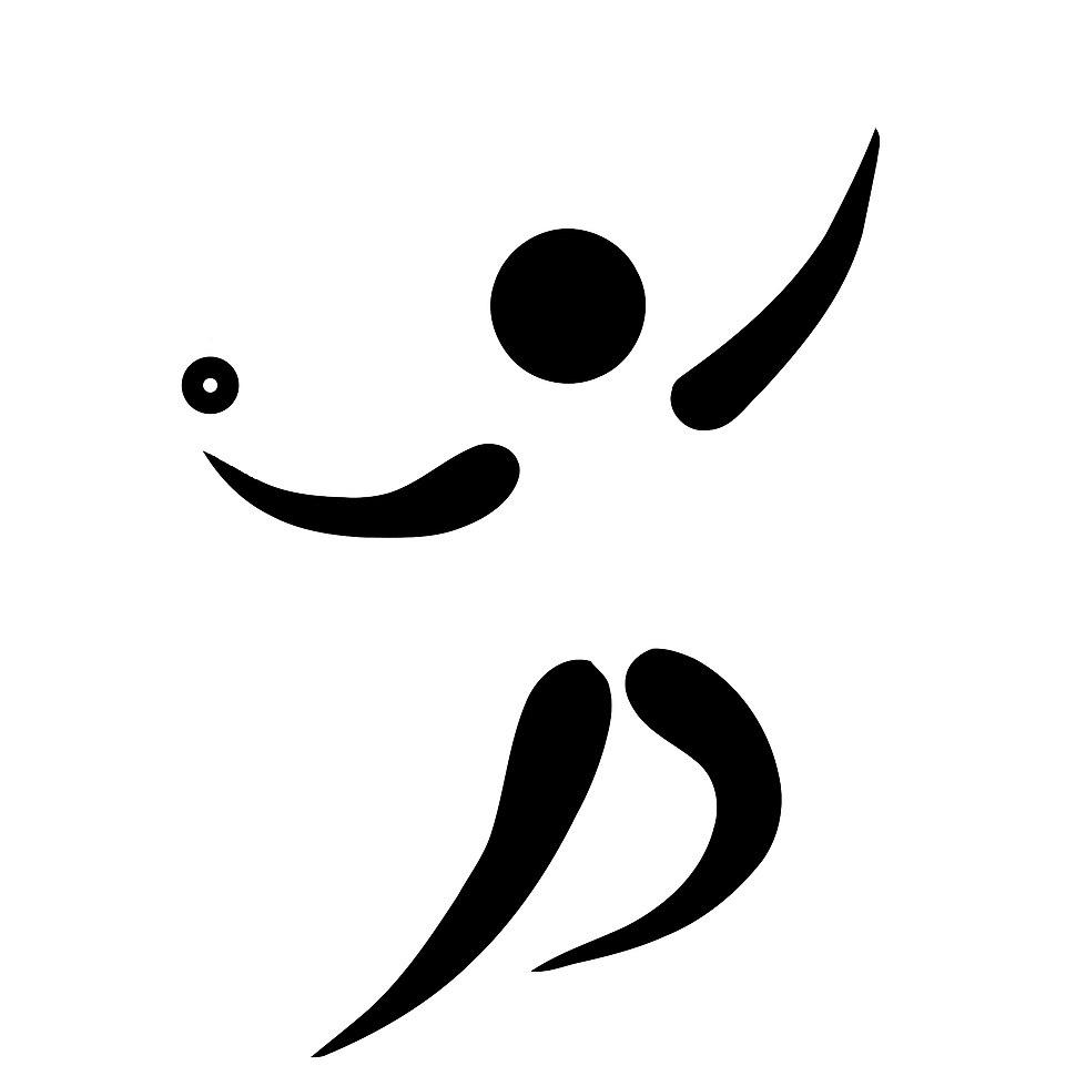 Valencian pelota pictogram