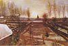 Van Gogh - Der Pfarrgarten in Nuenen im Schnee.jpeg