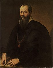 Portrait de Giorgio Vasari