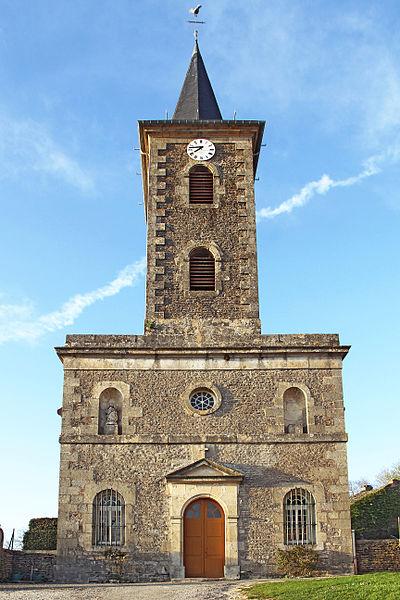 Église Saint-Pierre de Vaux-Saules