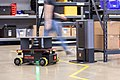 Vector3DHD autonomous mobile robot and EnZone wireless charging.jpg