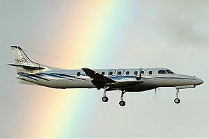 Vee H Aviation Fairchild SA227-DC Metro 23 CBR Gilbert-1.jpg