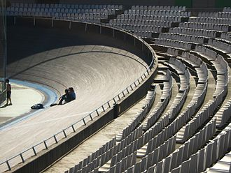 Velòdrom d'Horta - Image: Velòdrom d'Horta