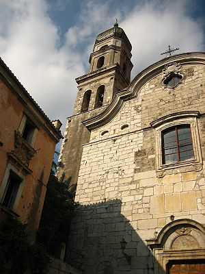Annunziata, Venafro - Church of the Annuziata,Venafro
