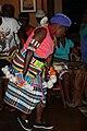 Venda dancer in traditional clothing, Mashovhela Bush Lodge, Louis Trichardt, Limpopo, South Africa (10185458853).jpg