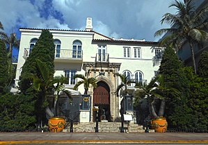 Casa Casuarina - Casa Casuarina also known as the Versace Mansion
