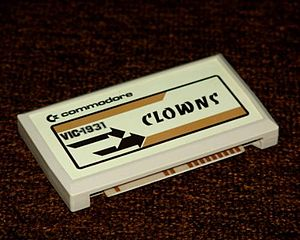 Commodore VIC-20 - Software cartridge