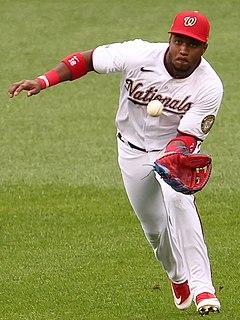 Víctor Robles Dominican baseball player