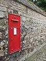 Victorian postbox, Merton Street, Oxford - geograph.org.uk - 1319796.jpg