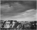 "View from the North Rim, ""Grand Canyon National Park,"" Arizona., 1933 - 1942 - NARA - 519889.tif"