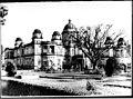 View of CDRI Lucknow Chattar Manzil 1951.jpg