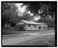 View of east side and south rear, facing northwest - 800 Randall Street (House), 800 Randall Street, Orlando, Orange County, FL HABS FL-547-4.tif