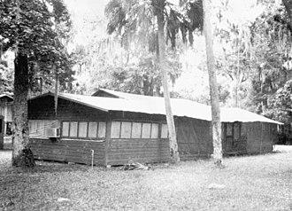 Pork Chop Gang - The Raeburn C. Horne fish camp (1960s)