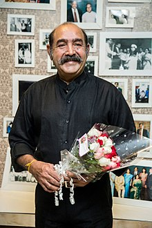 Vijayakumar at the Book Launch of Palani G Periyasamy's 'Idhaya Oli'.jpg