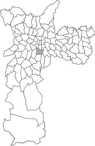 Vila Mariana (district of São Paulo) - Image: Vila Mariana