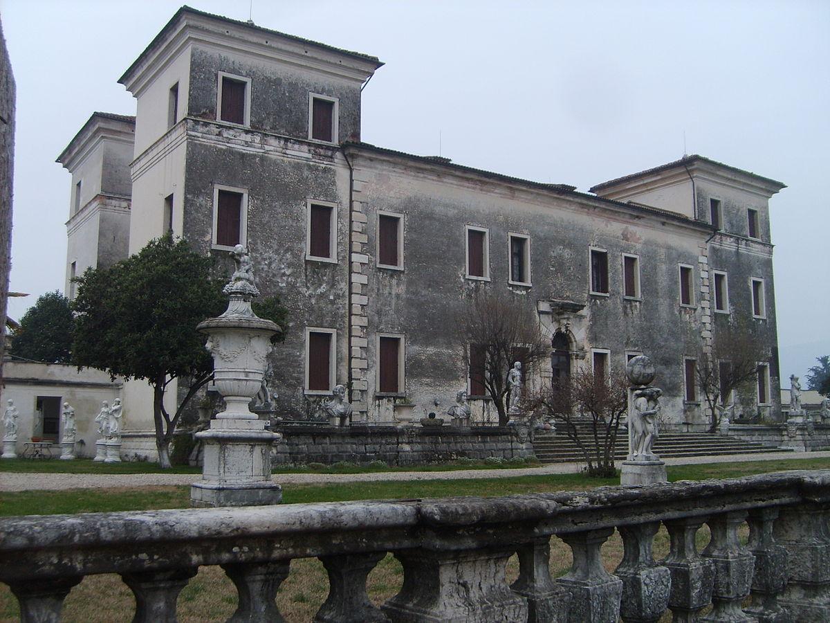 Architetto Bassano Del Grappa villa rezzonico - wikipedia