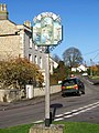 Village sign, Rode - geograph.org.uk - 1587554.jpg