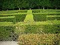 Villandry - château, labyrinthe (02).jpg