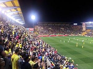 Estadio de la Cerámica - Villarreal CF - Xerez CD (2012-13)