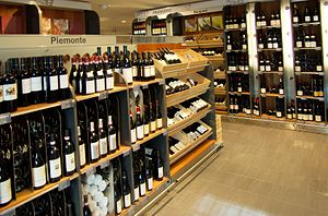 Alcohol monopoly - Inside the Norwegian Vinmonpolet Briskeby outlet