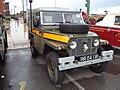 Vintage car at the Wirral Bus & Tram Show - DSC03367.JPG