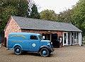 Vintage van and gift shop at Fradley, Staffordshire - geograph.org.uk - 1556569.jpg