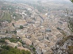 Vista aerea Graus.JPG