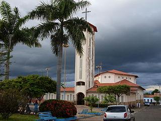 Coroatá Municipality in Northeast, Brazil
