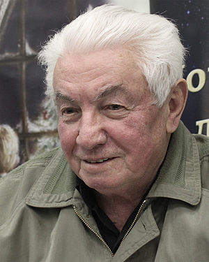 Serbian Russians - Image: Vladimir Voinovich 2