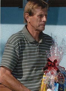 Vlastimil Hoferek Czech former sprint and hurdling athlete (born 1946)