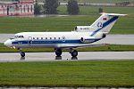 Vologda Air, RA-88231, Yakovlev Yak-40 (29905051165).jpg